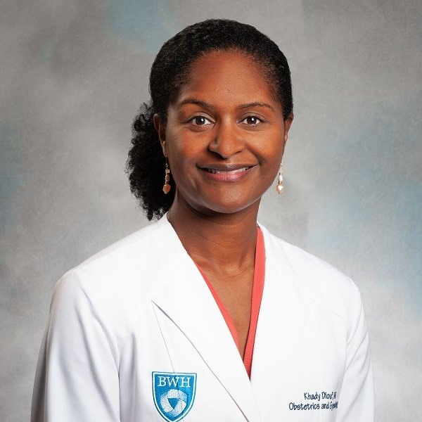 Private: Khady Diouf, MD