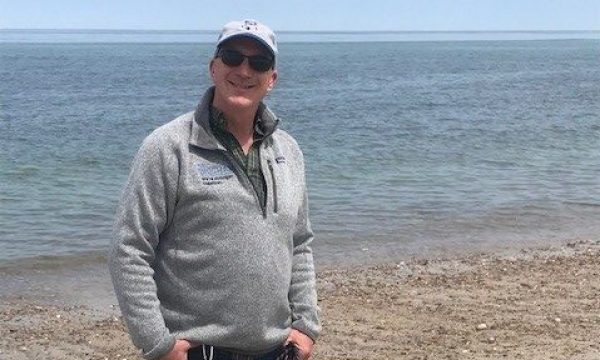 Brigham asthma patient Peter O'Rourke found relief with biologic drug treatment